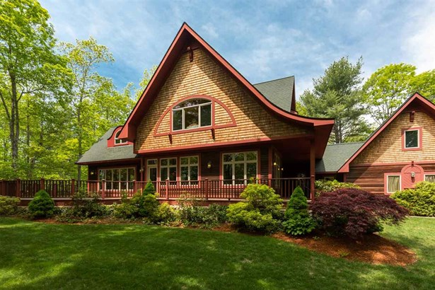 Adirondack,Arts and Crafts, Single Family - Durham, NH