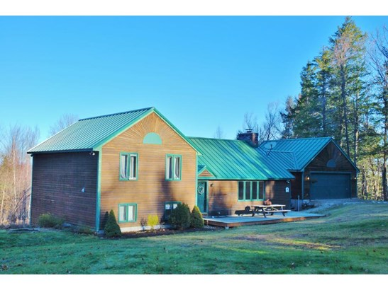 Contemporary,Multi-Level,Walkout Lower Level, Single Family - Francestown, NH (photo 1)