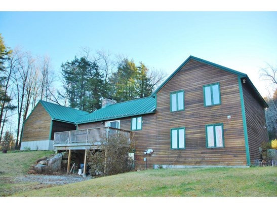 Contemporary,Multi-Level,Walkout Lower Level, Single Family - Francestown, NH (photo 2)