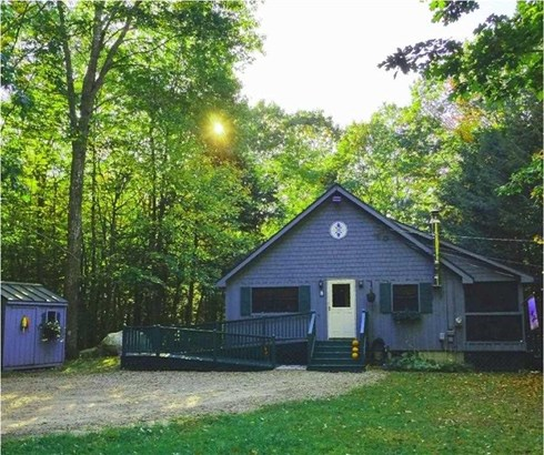 Bungalow,Cottage/Camp, Single Family - Parsonsfield, ME (photo 1)
