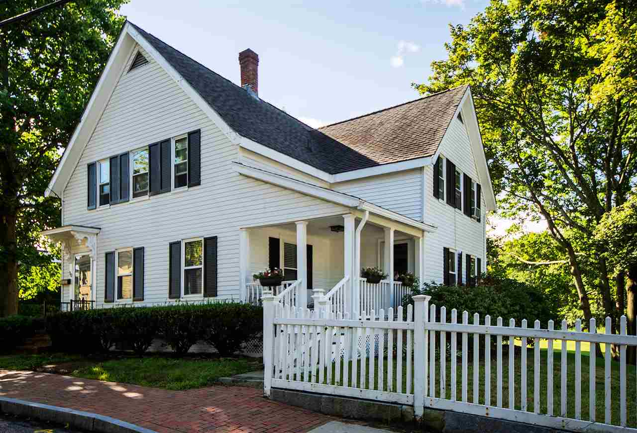 New Englander, Single Family - Portsmouth, NH (photo 1)