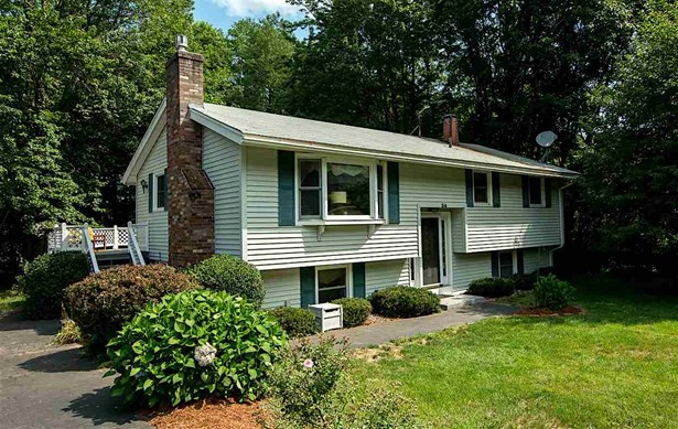 Raised Ranch,Split Level,Split Entry, Single Family - Milford, NH (photo 1)