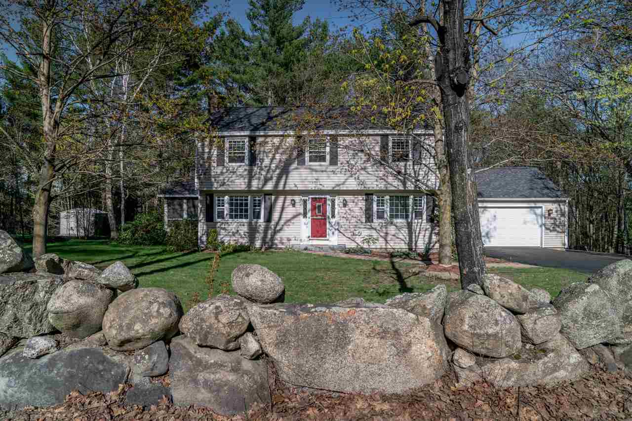 Colonial, Single Family - Milford, NH (photo 1)