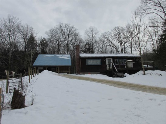 Contemporary,Multi-Level,Ranch, Single Family - Antrim, NH (photo 1)