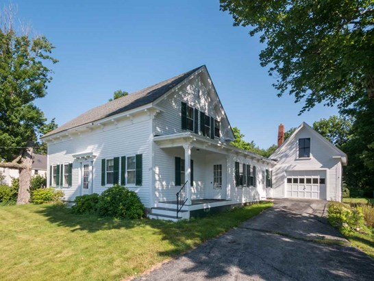 Cape, Single Family - Farmington, NH (photo 1)