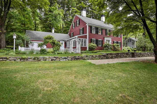 Single Family, Antique,Federal,Greek Revival - Brookline, NH (photo 1)