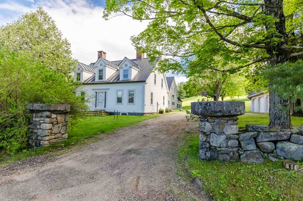 Farmhouse, Single Family - Sandwich, NH (photo 1)