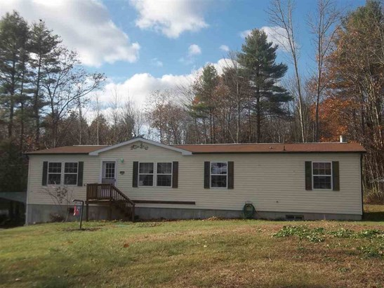 Mobile Home, Double Wide,Manuf/Mobile - New Durham, NH (photo 1)