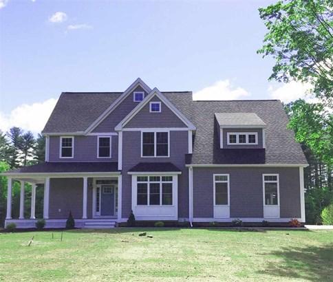 Colonial, Single Family - Hollis, NH (photo 1)