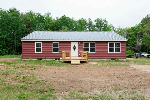 Ranch, Single Family - Effingham, NH (photo 1)