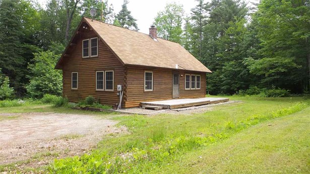 Cape,Log, Single Family - Hill, NH (photo 2)