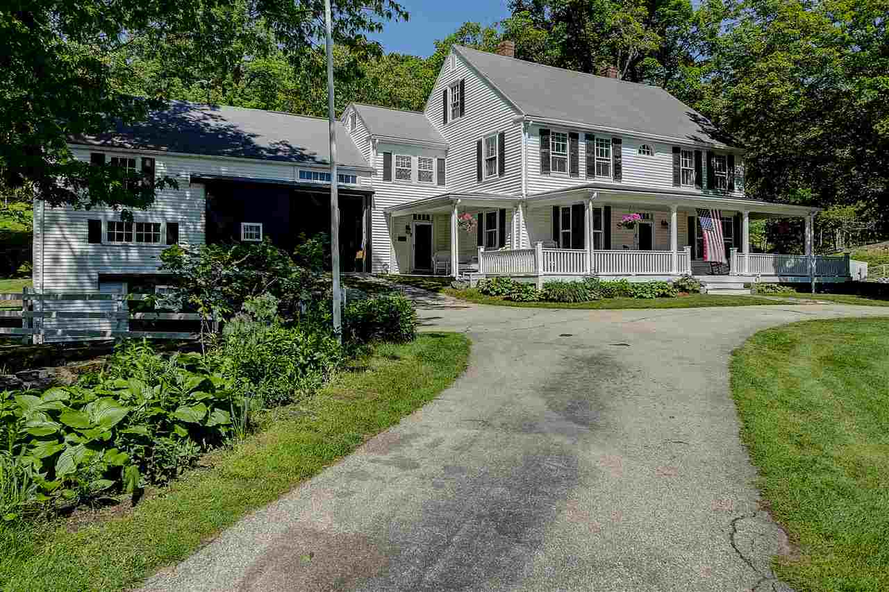 Antique,Colonial,Farmhouse, Single Family - Temple, NH (photo 4)