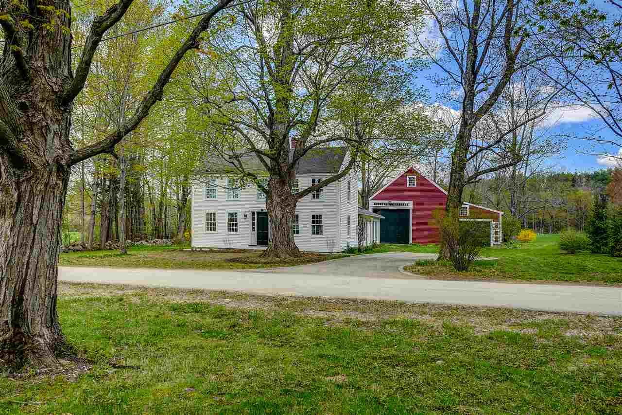 Antique,Colonial, Single Family - Mont Vernon, NH (photo 1)