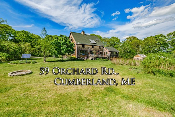 Colonial,Other Style, Single Family Residence - Cumberland, ME