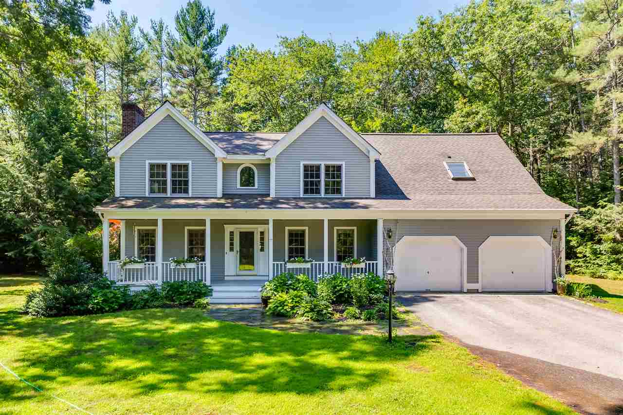 Colonial, Single Family - Rollinsford, NH