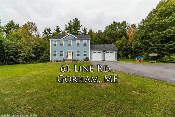 Single Family - Gorham, ME