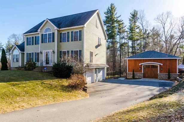 Colonial,w/Addition,Walkout Lower Level, Single Family - Pelham, NH (photo 1)