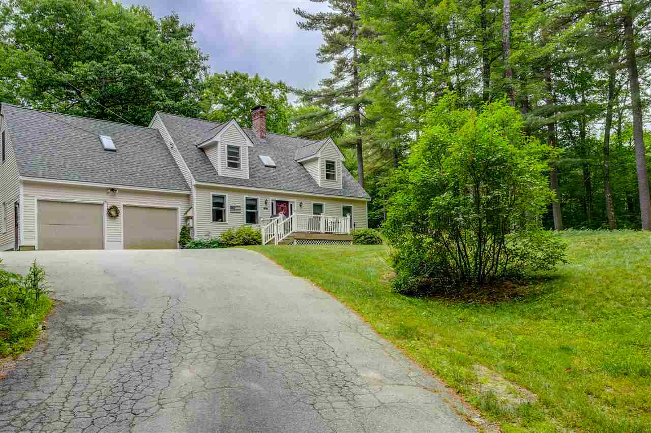 Cape, Single Family - Francestown, NH (photo 1)