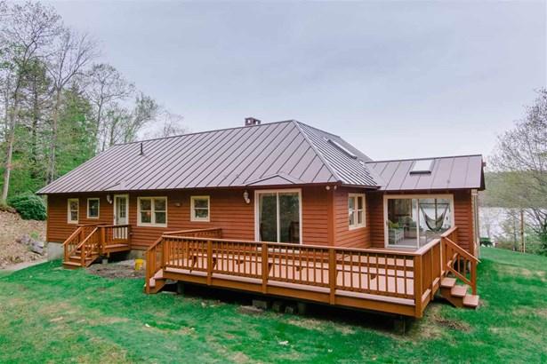 Log,Ranch, Single Family - Harrisville, NH (photo 3)