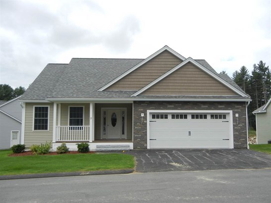 Detached,Freestanding,Ranch, Single Family - Amherst, NH (photo 1)