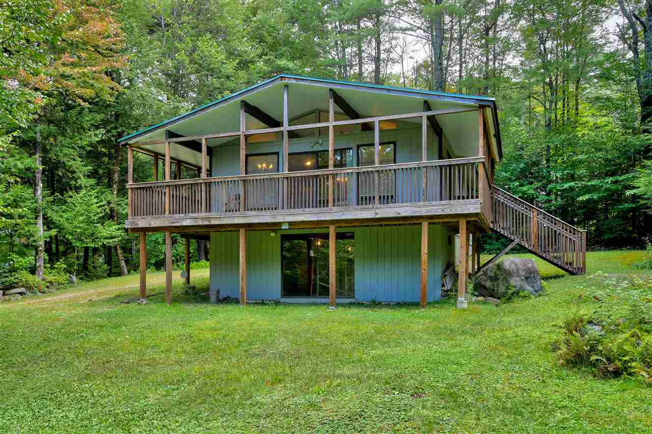 Ranch,Walkout Lower Level, Single Family - Stoddard, NH (photo 1)