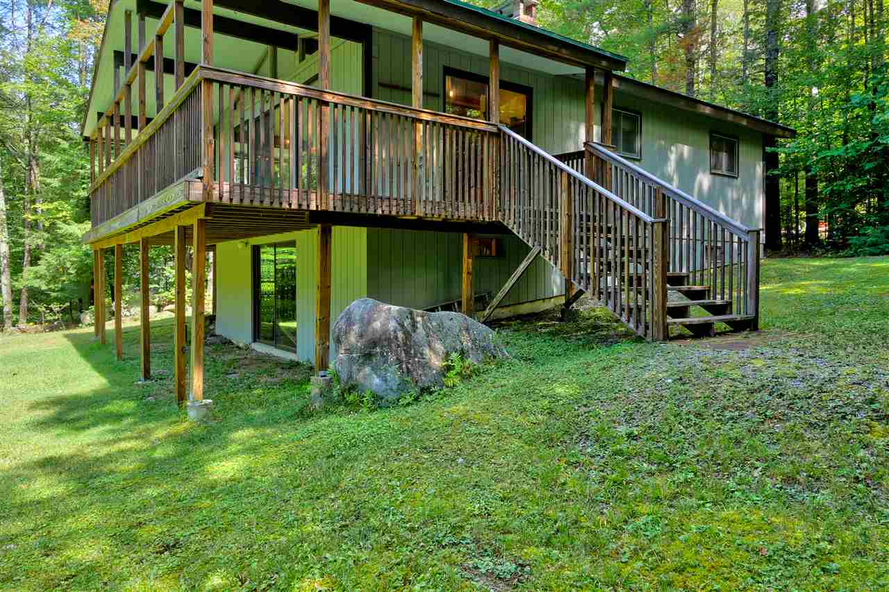 Ranch,Walkout Lower Level, Single Family - Stoddard, NH (photo 2)
