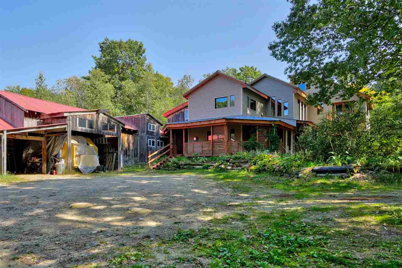 Contemporary,Farmhouse,Multi-Level, Single Family - Francestown, NH (photo 2)