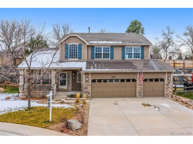7086 Welford Place, Castle Pines, CO - USA (photo 1)