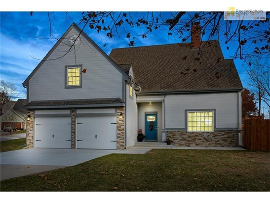 Stunning remodeled/reconfigured home. SO much new, inside & out. Excellent location in Park Hill School District, walking distance to shopping and restaurants. (photo 1)