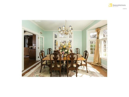 Formal Dining Room - Note detail in windows. (photo 4)