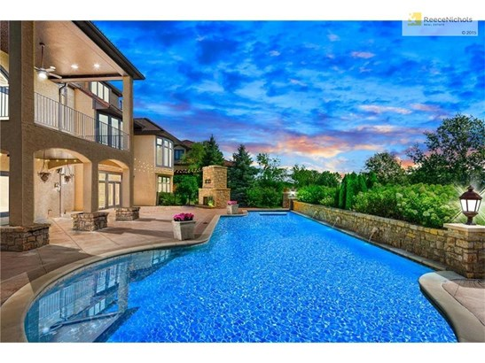 Dive Right in the this Award Winning Pool by Banks Blue Valley Pool & Spa (photo 2)