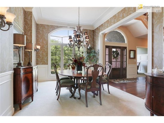 Formal Dining with wainscoting (photo 4)