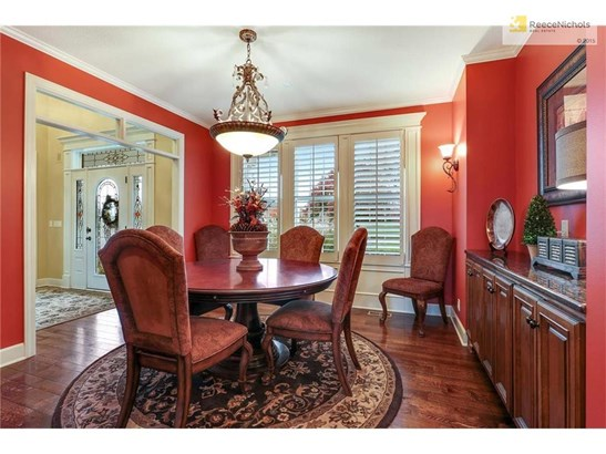 Formal Dining Room off of entry (photo 5)
