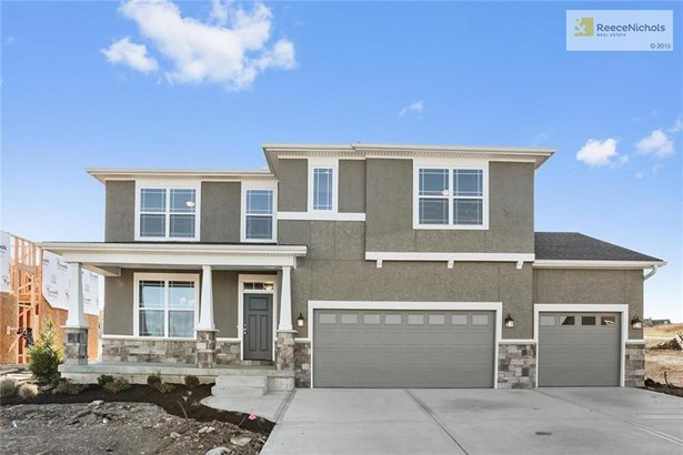 Pictures are same plan, different home.  Elevation, colors, and options may vary. (photo 1)
