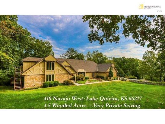 410 W Navajo Street, Lake Quivira, KS - USA (photo 1)