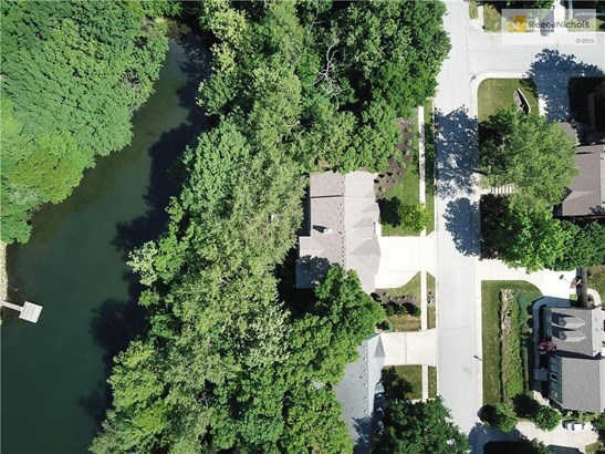 Acre treed lot water-front home! Dock included. New Roof. (photo 2)