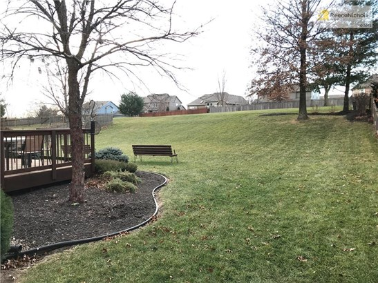 YES! This is all yours. Extra 150 feet of back yard. You Won't Find Green Space Like This In Too Many Places. (photo 3)