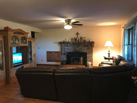 LARGE FAMILY ROOM WITH FIREPLACE INSERT (photo 4)