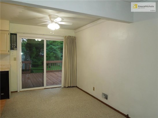 Formal Dining Room area with nice access to large deck. (photo 3)