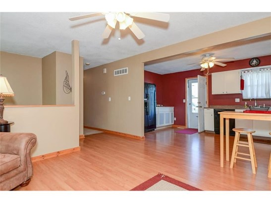 OPEN LIVING ROOM TO DINING & KITCHEN AND ON THROUGH TO YOUR BACK DECK (photo 4)