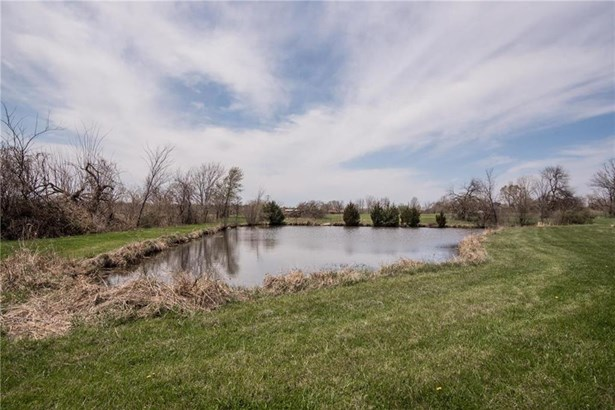 One of 3 ponds in the pasture.... (photo 5)