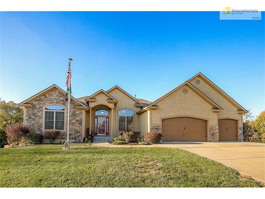 724 Danford Drive, Louisburg, KS - USA (photo 1)
