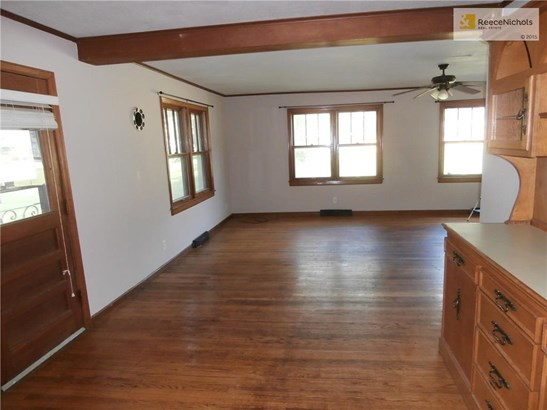 From dining room looking into living room. (photo 3)