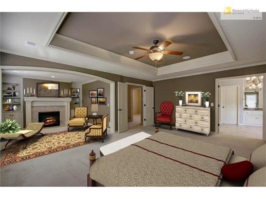 Overside Master Bedroom Suite w Sitting Room & Cozy Fireplace (photo 3)