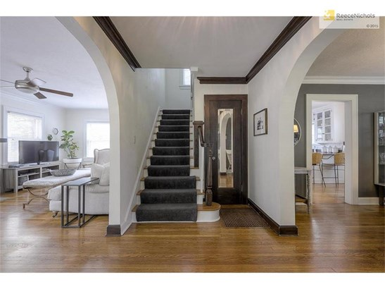 STEP INTO THE FOYER of this GRAND 2 STORY HOME with MIRRORED GUEST CLOSET (photo 2)