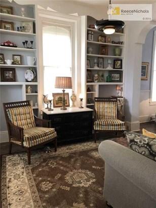 Formal Front Living Room Built in Shelves (photo 5)