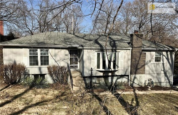 3 BR, 2 BA RANCH NESTLED IN WOODED LOT. SPACIOUS 3 GA WITH WORKSHOP AND LOTS OF STORAGE.  FOR THE CAR ENTHUSIAST THIS COULD BE A DREAM WORKSHOP OR A CRAFTERS PARADISE. (photo 2)