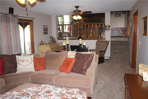 Family room into kitchen (photo 4)