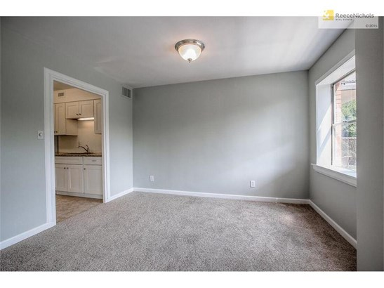 The dining room will accommodate a large table and provides access to the updated kitchen. (photo 3)