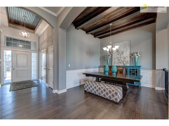 Formal Dining - Notice the beautiful ceiling feature! (photo 4)